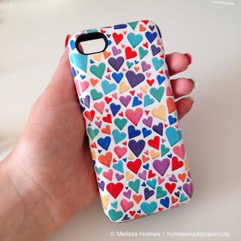 huge selection of 609bc de644 My papercut designs on your phone case! – Holmes-made