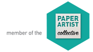 Proud member of The Paper Artist Collective.